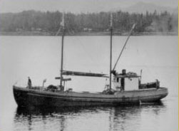 Halibut Schooner FV Olympic
