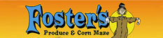 Fosters Produce & Corn Maze